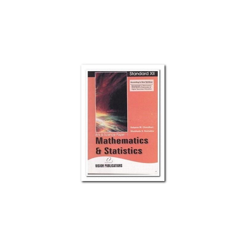 Mathematics & Statistics (Arts & Science) P-I