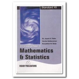 Mathematics & Statistics (Arts & Science) P-II