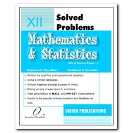 Solved Problems Mathematics & Statistics P-I