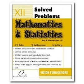 Solved Problems Mathematics & Statistics P-II