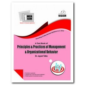 Principles & Practices Of Management & Organizational Behavior